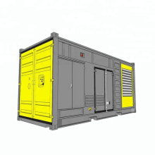 250KVA Genset Coal Electrical Generator with YUCHAI YC6M350L-D20 Diesel Jet Engine 200kw for China Manufacturer