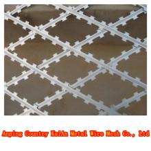 BTO/CBT10-65 PVC Coated Razor Wire / Razor Barbed Wire / Galvanized Razor Wire ---- 30 years factory