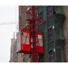Alzamiento de construcción de edificios