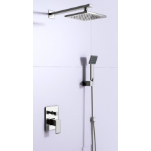 In-wall Bath Shower Sets with Handle Head