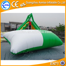 Água pesada saco de ar inflável gota de água blob