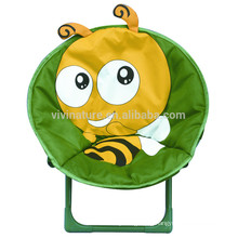 Fabric Comfortable Children Seat Chair\Cute Style Foldable Portable Cartoon Kid Moon Chair\Various Animal Style Kids Chair
