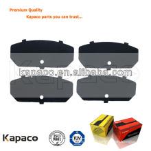 Kapaco Automotive Brake pad shim for Mercedes-Benz/Chrysler disc brake pad