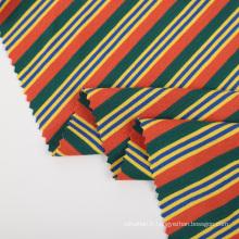 Tissu jersey de viscose spandex teint en fil de rayonne tricoté