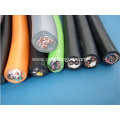 Fluoroplastics insulated control electrical cable