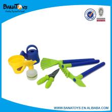 7PCS kid hand garden tools set toy