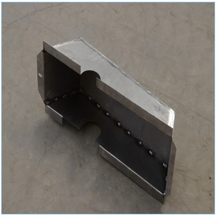 OEM welding metal part