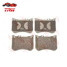 TRW GDB2019 Top Quality  Auto Spare Part  Brake Pad Accessory Kit Auto Brake Pads For Mercedes Benz