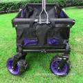 Faltbarer Garten Heavy Duty Wagon Beach Cart
