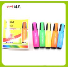 Caneta de marca-texto de alta qualidade (M220), caneta fluorescente