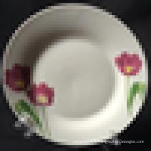 китайская керамическая плита,линьи фарфоровой тарелке,высококачественной фарфоровой тарелке