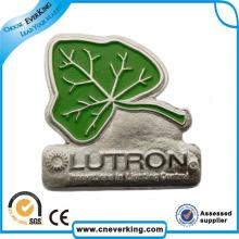 Insignia impresa logotipo magnético digital de la solapa regalo de la promoción de la insignia