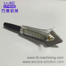 Алюминиевый рулевой механизм с ЧПУ Токарно-фрезерный сервис с анодированием цвета