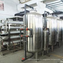 Sistema de tratamiento de agua por ósmosis inversa