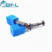 Fresadora de ranura CNC T de carburo sólido BFL