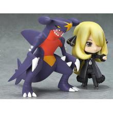 Customized Pokemon PVC Mini Action Figure Doll Kids ICTI Toys