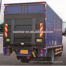 Truck industrial tail lift board 2000kg hydraulic truck tail lift