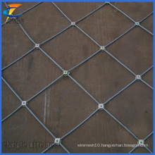 Safety Netting System/Sns Flexible Protection Mesh