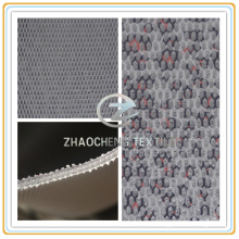 (Six triangle) 3D Mesh Curtain Abric with High Strength 6mm Thick