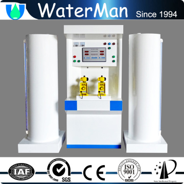 sterilization machine for swimming pool water