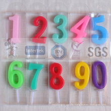 2015 Hot Sale Birthday Number Candles