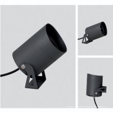 Iluminación de exterior de alta potencia de 6W LED Iluminación exterior de pared con iluminación de pared Spike IP65
