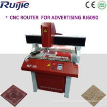 Máquina de enrutador CNC de escritorio del fabricante (RJ6040)