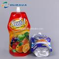 Мешочек из алюминиевой фольги для упаковки пищевых продуктов Мешочек для сока