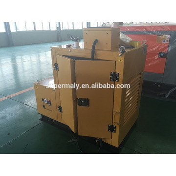 Personal tailor small size diesel generator with low noise