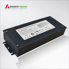UL 110v 277v high PF triac 12v led driver 300w dimmable