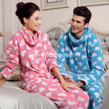 Couple Wear Soft Touch Fleece Romper