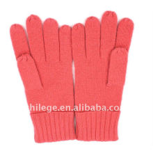 Gants en cachemire à tricoter