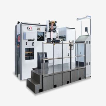 Автоматическое фольгой & штамповать машина