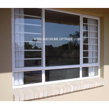 Высокое напряжение безопасности Двойные стекла Алюминиевые цены на окна