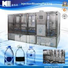 Máquina automática de llenado de agua Jerrycan 5L