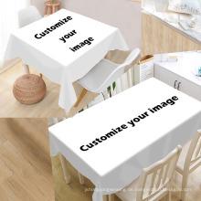 Kundenspezifische Tischdeckenhülle