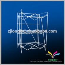 Soporte para suelo de 5 galones Soporte para soporte desmontable Soporte para botellas de agua