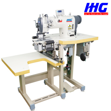IH-8722DP-Elastic Waistband Sewing Machine Computer-driven