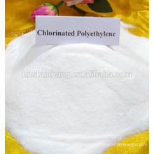 PVC Polymer chlorinated polyethylene impact modifier 135A CPE as the main additives