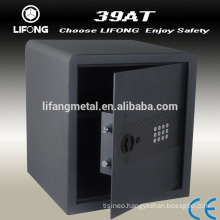 2014 cheap standing big security safe box to keep files, office safe