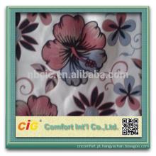 Flower Jacquard Upholstery Fabric
