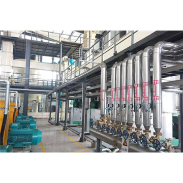 400t / d Oilseed Pretreatment Line Produksi