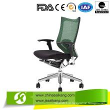 Cadeira luxuosa do pessoal da cadeira do computador da cadeira de giro do escritório com o braço ajustado