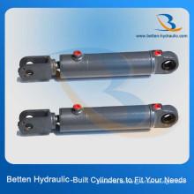 Stahl und Edelstahl Hydraulikzylinder