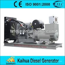 Garantía global 400KW grupo electrógeno diesel accionado por motor Perkins con alta calidad