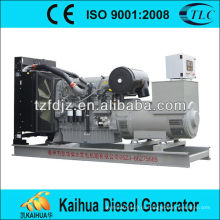 Глобальной гарантии комплект генератора 400kw тепловозный приведенный в действие двигателем Perkins с высоким качеством
