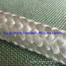 Fiber Glass Braided Square Rope 15X15mm