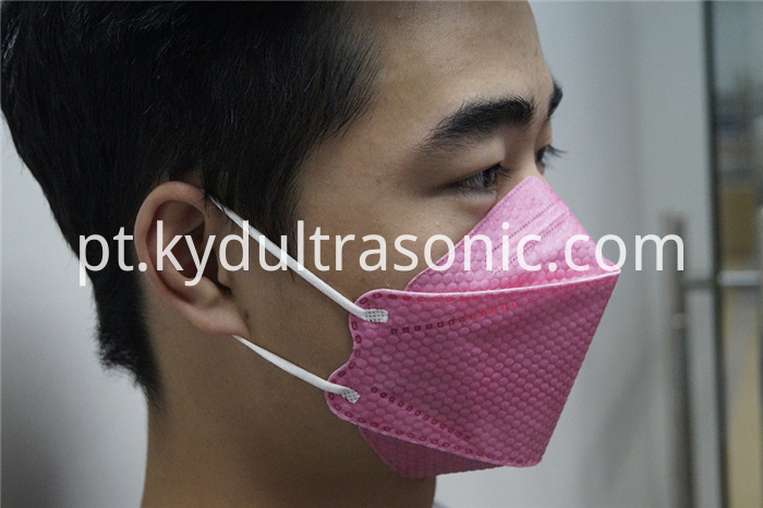 fish mask elastic mask welding machine