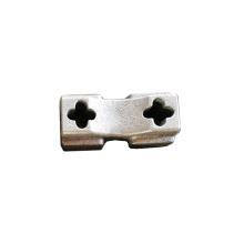 custom cast stainless steel seat cast metal iron flange cast seat ends for sale