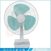 United Star 12 '' 16 '' ventilador de mesa elétrica (USDF-655) com CE, RoHS